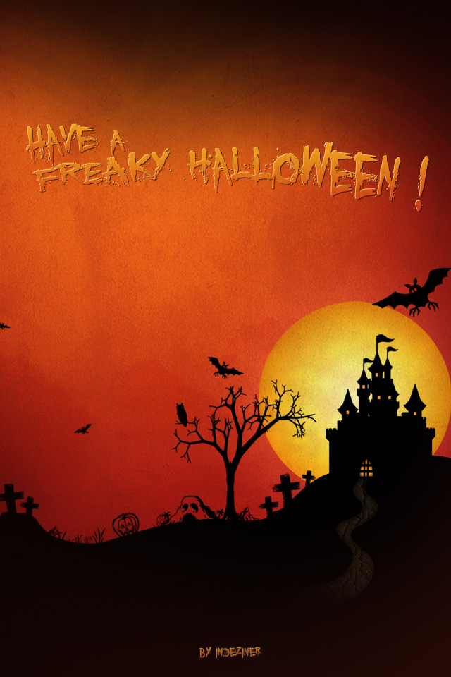 Freaky Halloween Wallpapers