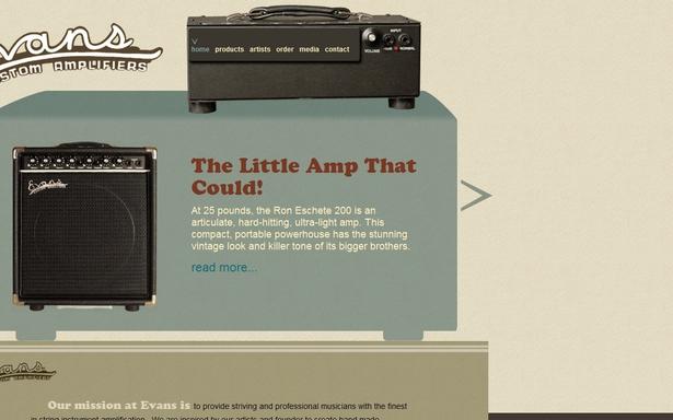 Evans Custom Amps