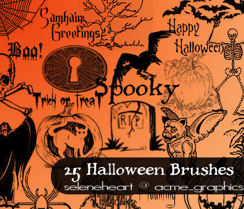 25_Halloween_Brushes_by_seleneheart