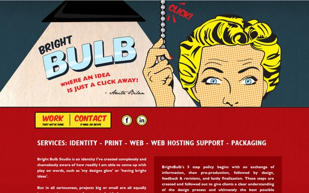 Bright Bulb Design Studio