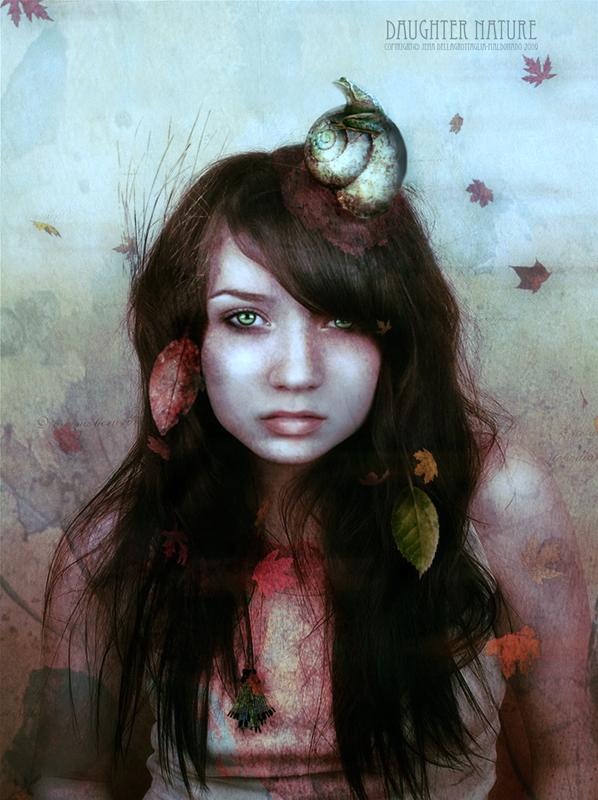 daughter nature