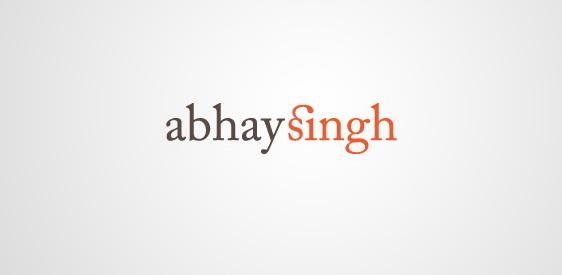 Abhay_Singh_Logo_by_Deathdart