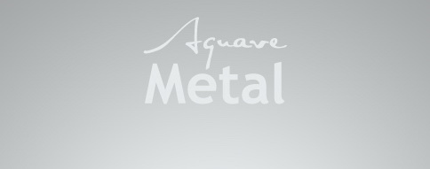 Aquave_metal_by_tRiBaLmArKiNgS