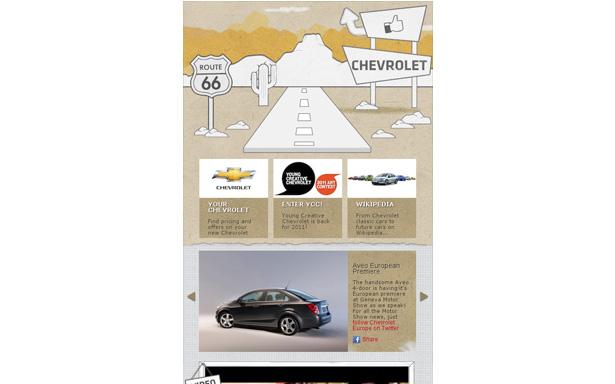 Chevrolet Europe