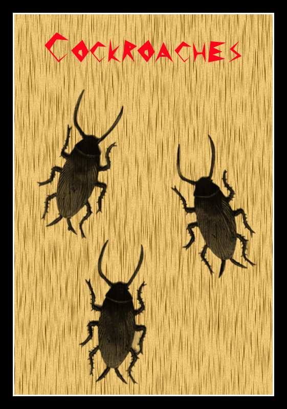 Cockroaches_by_Artress_Brushes