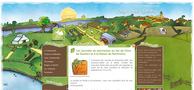 Communauté de Communes du Pays Sud Gâtine