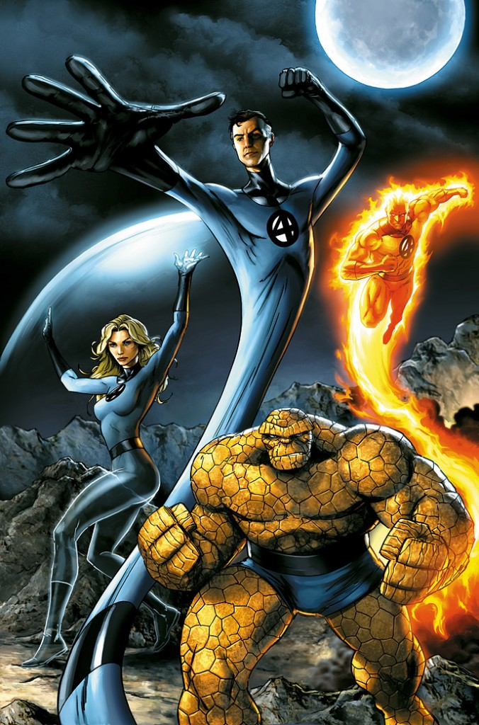 Fantastic_Four_by_JPRart