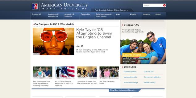 American University Washington