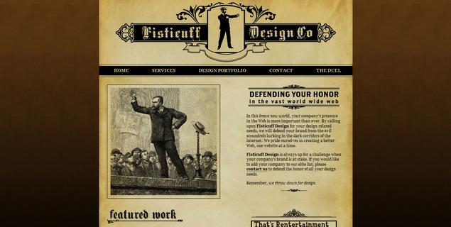 Fisticuff Design Co