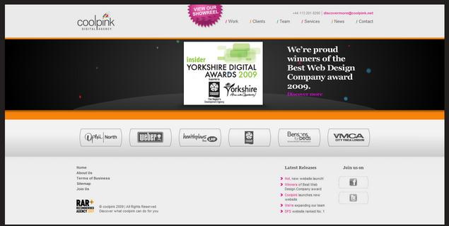 Coolpink - Digital Agency