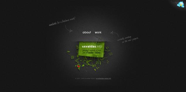 Osvaldas Valutis' - www<em>osvaldas</em>info