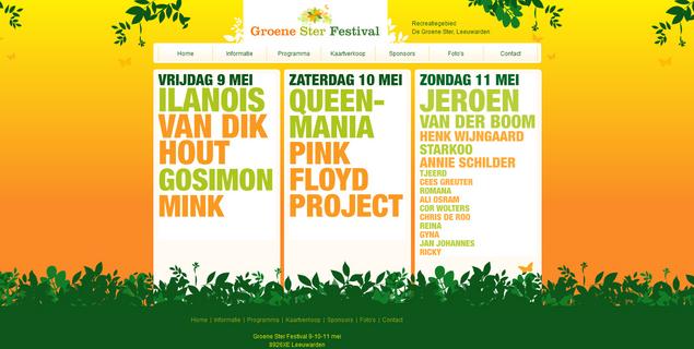 Groene Ster Festival