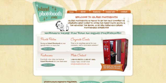 Island Photobooth