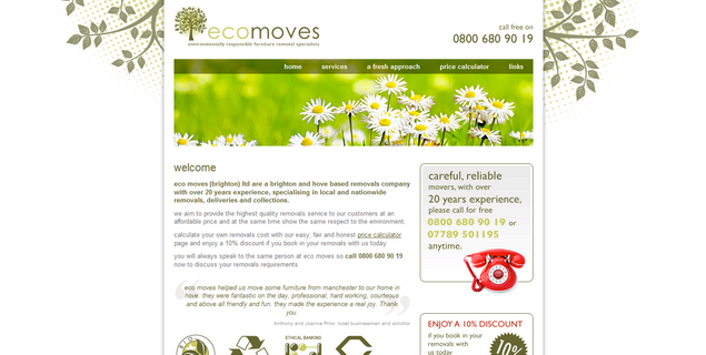 Eco moves Brighton