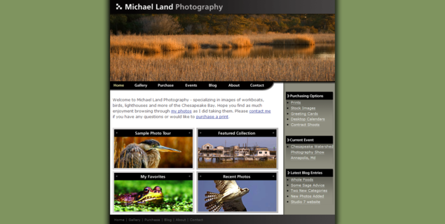 Michael Land Photography