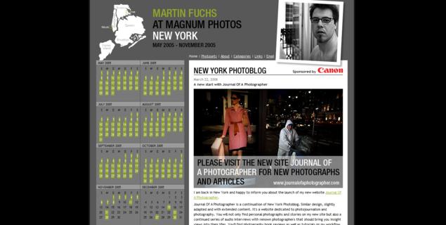 New York Photoblog