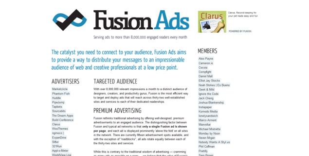 Fusion Ads