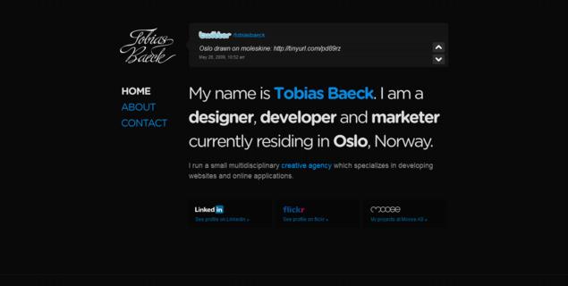 Tobias Baeck