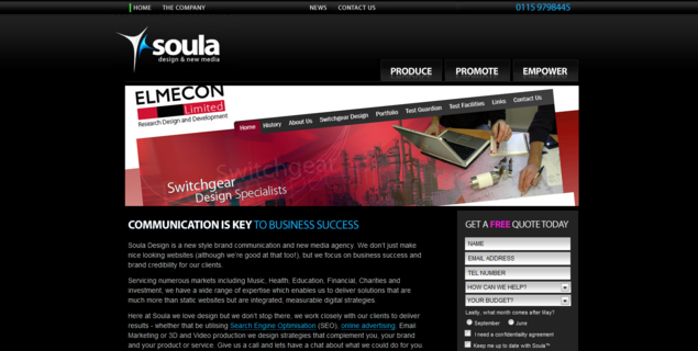 Soula Digital Design Agency