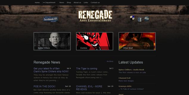 Renegade Arts Entertainment