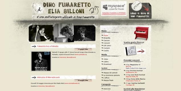 Dino Fumaretto & Elia Billoni
