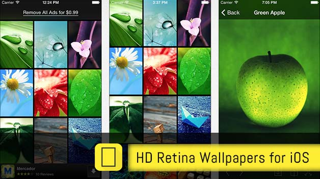 HD-Retina-Wallpapers-for-iOS
