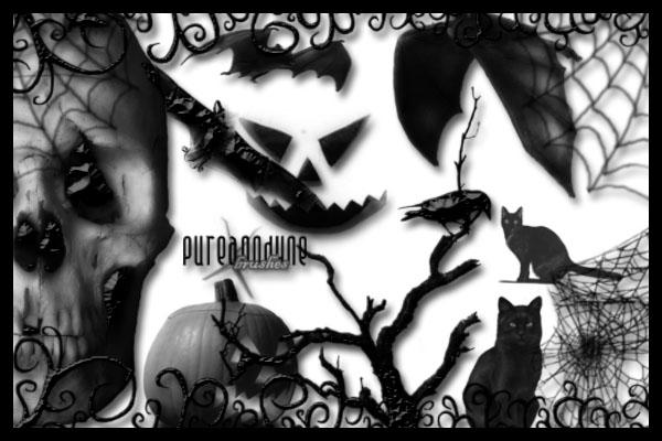 Halloween_Brush_Set_by_anodyne_stock
