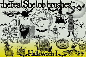 Halloween_one_by_therealShelob
