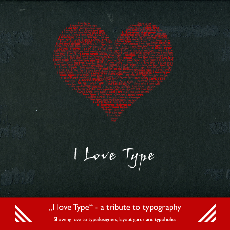I_love_type_by_northcoaster