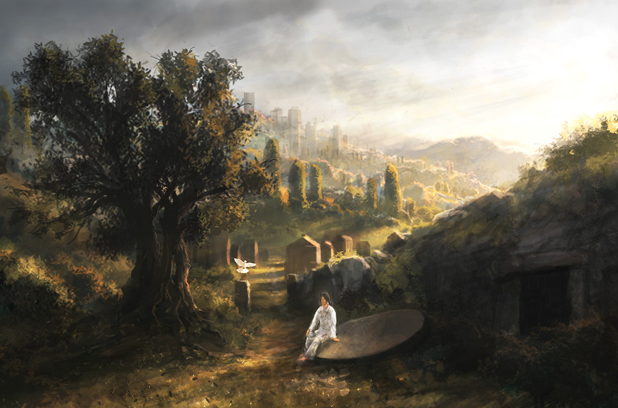 Jerusalem_morning_by_Radojavor