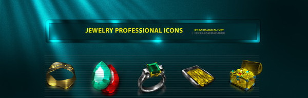 Jewelry_Professional_Icon_Set_by_antialiasfactory
