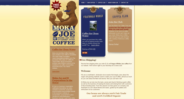 Moka Joe Coffee