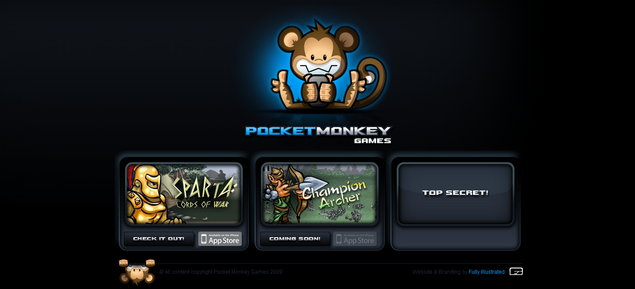 Pocket Monkey Games
