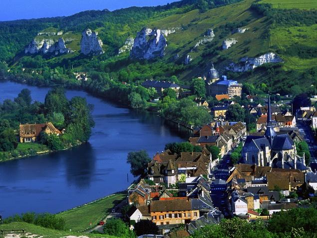 River Seine, France
