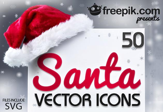 Santa-icons-preview