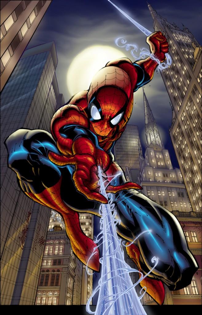 Spiderman by Alentrix