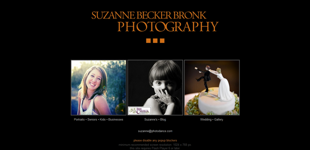 Suzanne Becker Bronk Photography