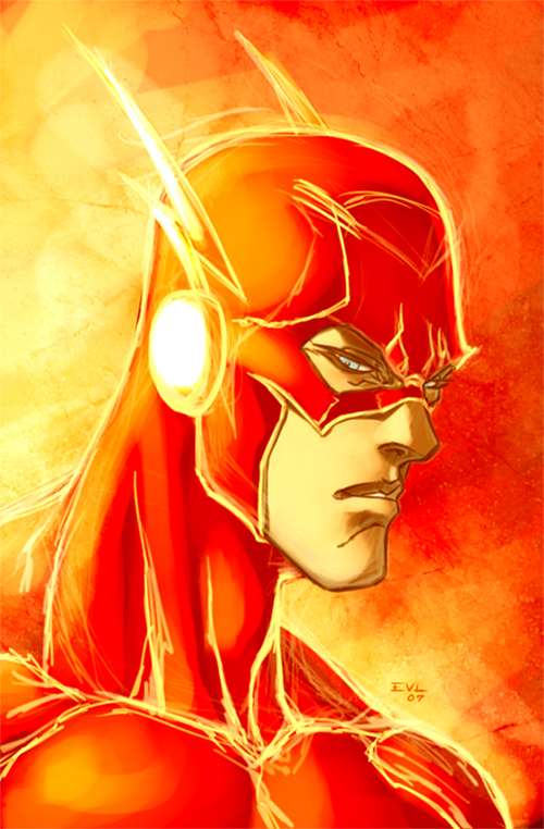 The_Flash_by_ErikVonLehmann