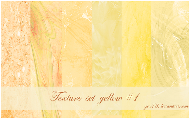 Yellow_texture_set_by_Gex78