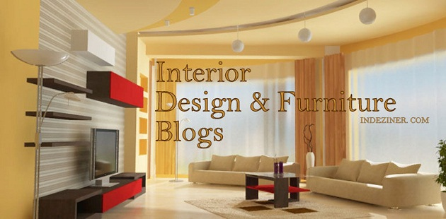 Interior Design and Furniture Blogs - a MUST HAVE list « INDEZINER