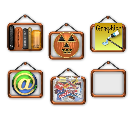 halloween_framed_icons_by_elsie432