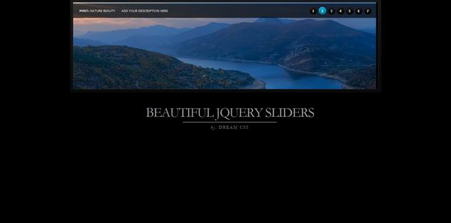 jquery sliders