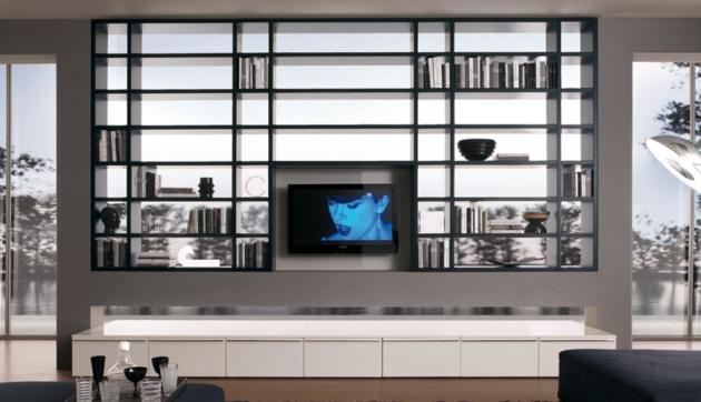 Modern Wall Unit Designs: Modern Wall Units Designs « INDEZINER INDEZINER
